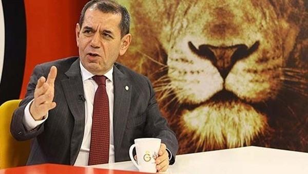 Dursun Özbek derbide tribünlerde olacak!
