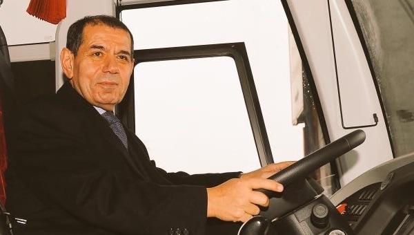 Dursun Özbek'i İETT'ye şikayet ettiler