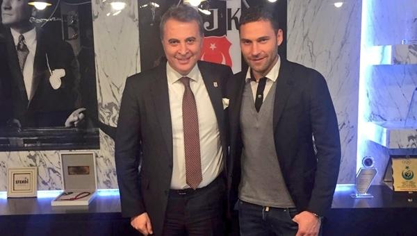 Dusko Tosic Beşiktaş ile yeni sözleşme imzaladı