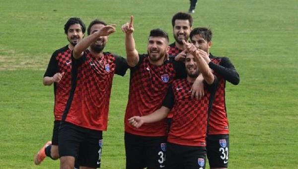 Elaziz Belediyespor - Bayrampaşa maçı CANLI İZLE