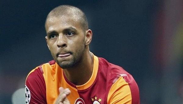 Felipe Melo, Galatasaray'a aşkını ilan etti