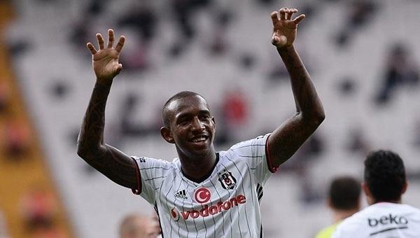 Fenerbahçe derbisinde yıkım görevi Talisca'nın