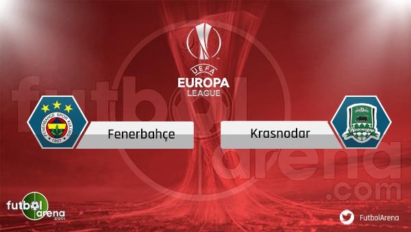 Fenerbahçe Krasnodar saat kaçta, hangi kanalda? (Fenerbahçe Krasnodar şifresiz uydu kanalları)