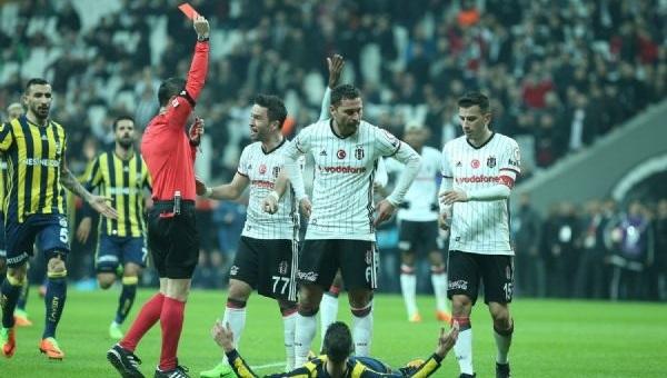Fenerbahçe maçında kırmızı kart gören Tosic kaç maç ceza alacak?