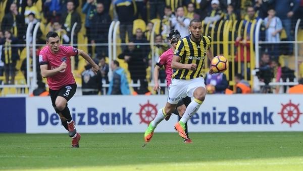 Fenerbahçe müthiş serisini kaybetti