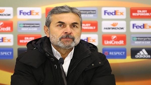 Fenerbahçe'de A planı; Aykut Kocaman, B planı; Blanc