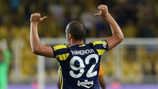 Fenerbahçe'de Aatif Chahechouhe'nun gözü kapandı