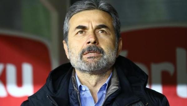 Fenerbahçe'de Aykut Kocaman sesleri