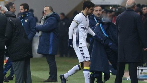 Fenerbahçe'de Beşiktaş maçı öncesi sakat futbolcular Ozan Tufan, Salih Uçan ve Volkan Şen'den haberler