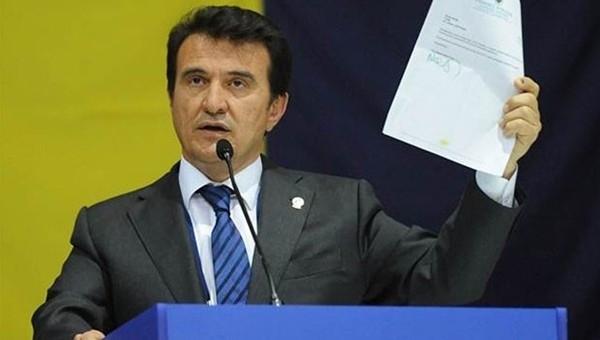 Fenerbahçe'nin eski başkan adayı Hulusi Belgü'den TFF'ye çok sert sözler