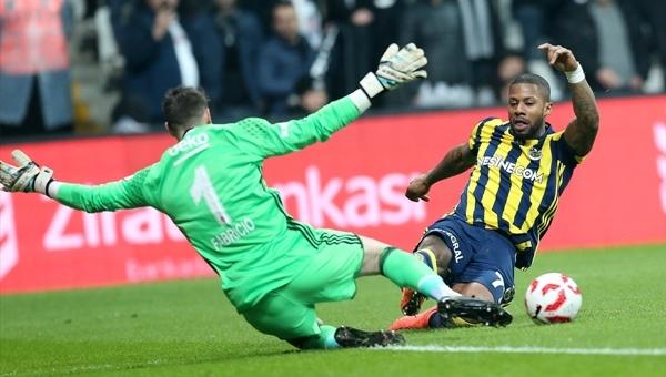 Fenerbahçe'nin golü iptal edildi