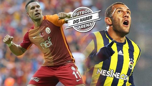 Fernandao'dan Podolski'ye gönderme