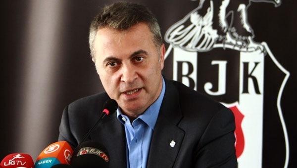 Fikret Orman, Beşiktaş dergisinde taraftarlarına seslendi