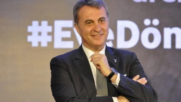 Fikret Orman'ın Avrupa Ligi hedefi