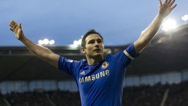 Frank Lampard futbola veda etti