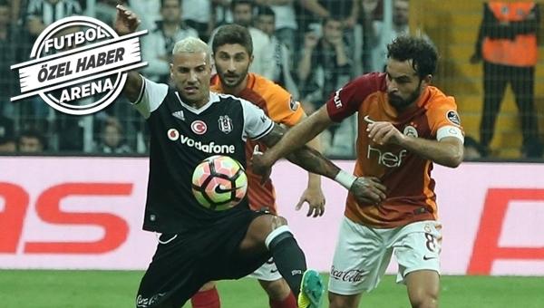 Galatasaray - Beşiktaş derbisi kapalı gişeye doğru