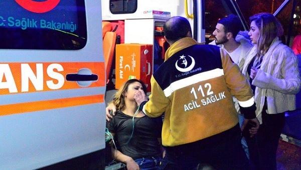 Galatasaray - Beşiktaş derbisi sırasında olaylar çıktı!