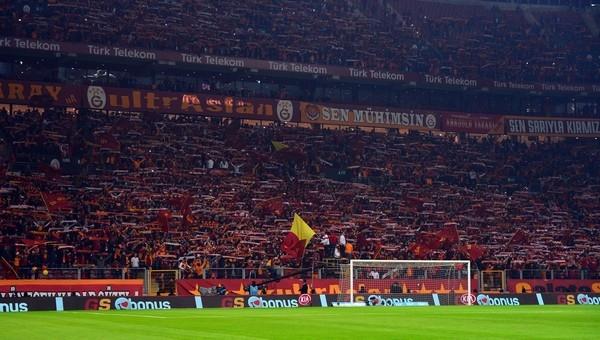 Galatasaray Beşiktaş derbisinde taraftar sayısı