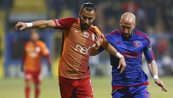 Galatasaray deplasmanda kalesini kapatamıyor