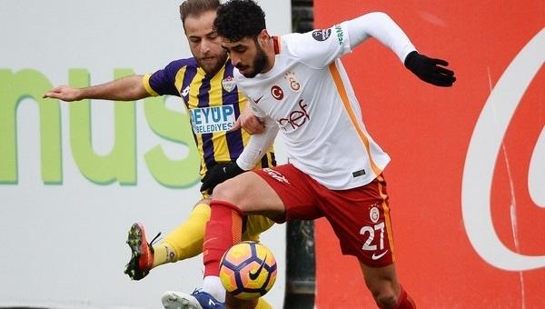 Galatasaray, Eyüpspor'u 4-0 mağlup etti