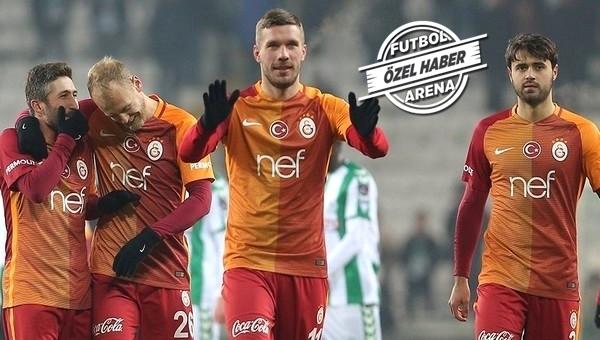 Galatasaray için 90 dakikadan daha fazlası!