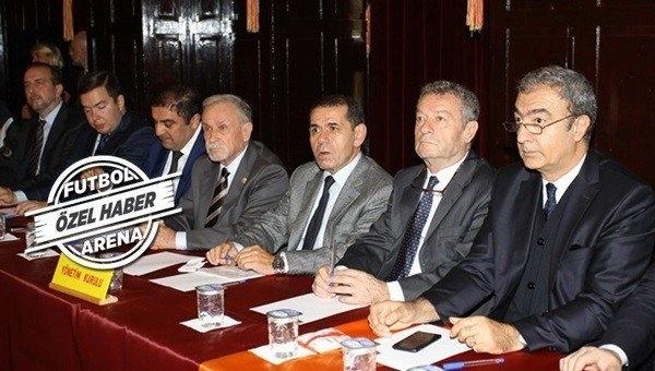 Galatasaray'da personel maaşları ödendi