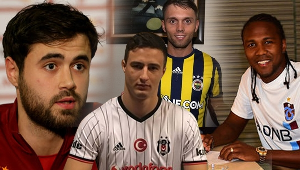 Galatasaray son 10 yılın transfer rekorunu kırdı