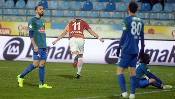 Galatasaray, Tudor'la ilk yarıda beğenildi