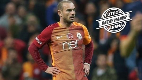 Galatasaray, Wesley Sneijder'siz kabus yaşıyor