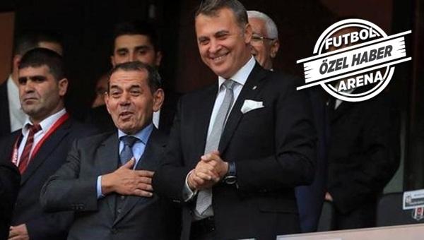 Galatasaray yönetiminden, Beşiktaş'a yemek daveti