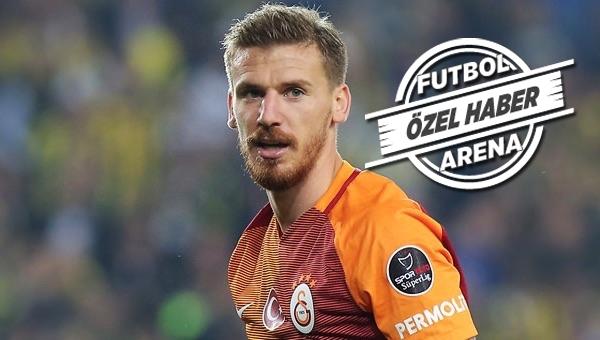 Galatasaray'a Serdar Aziz müjdesi