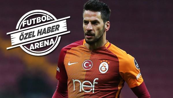 Galatasaray'da Hakan Balta gerçeği