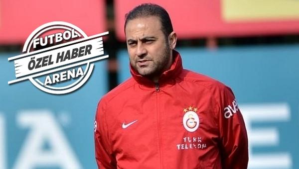 Galatasaray'da Hasan Şaş için net tavır