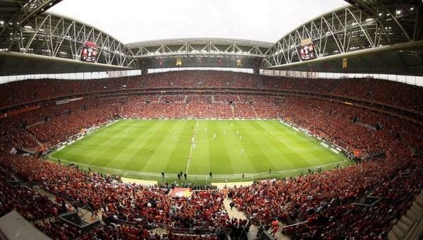Galatasaray'da Kayseri maçı için satılan bilet sayısı