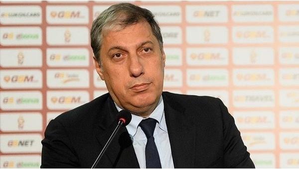 Galatasaray'da Levent Nazifoğlu'ndan maç sonu hakem isyanı