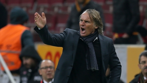 Galatasaray'da Riekerink'in yerine gelecek teknik direktör iddiası