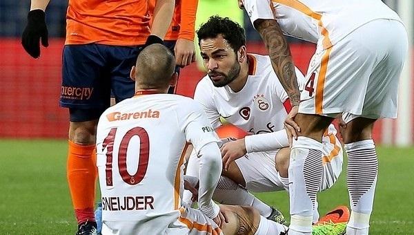 Galatasaray'da Sneijder'den sonra bir şok daha!