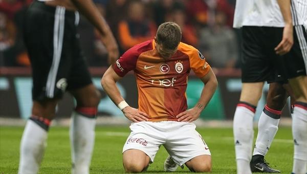 Galatasaray'da soru işareti yaratan detay