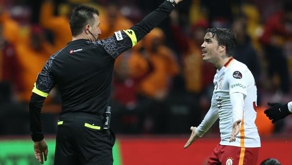 Galatasaray'dan 14 maçta bir ilk