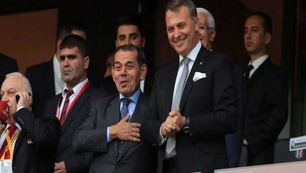 Galatasaray'dan Beşiktaş'a VİP ağırlama