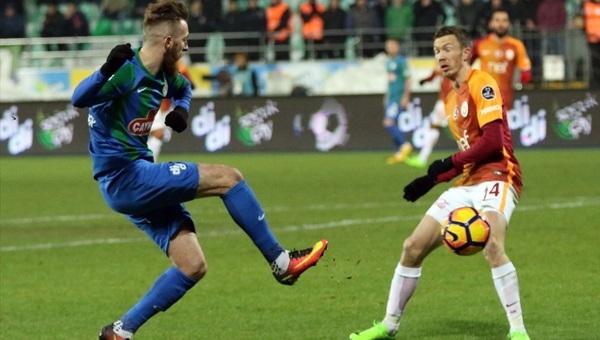Galatasaray'dan sezonun en kötü 2. devresi...