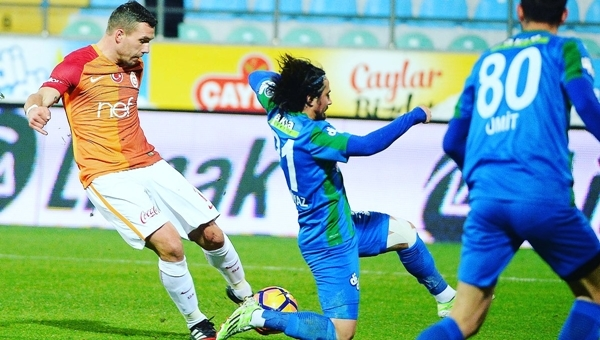 Galatasaray'ın 17 maçlık serisi