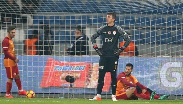 Galatasaray'ın kafa golü kabusu sürüyor