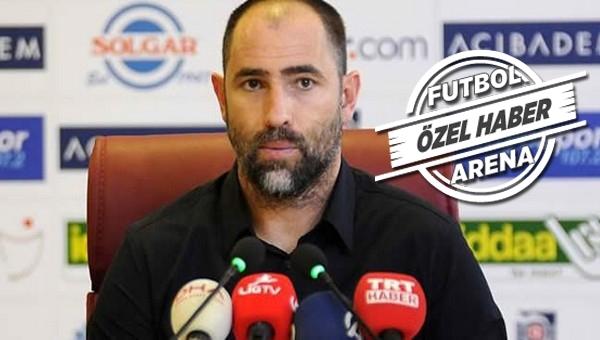 Galatasaray'ın yeni teknik direktörü Tudor'dan veda konuşması