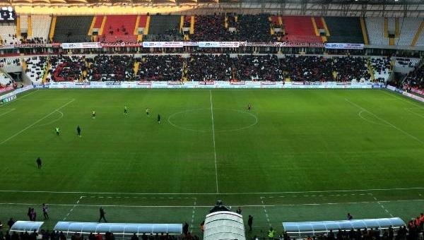 Gaziantep BŞB - Yeni Malatyaspor maçı ertelendi