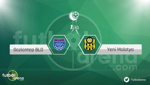 Gaziantep BŞB - Yeni Malatyaspor maçı ne zaman, saat kaçta? (Gaziantep BŞB Malatya canlı izle)