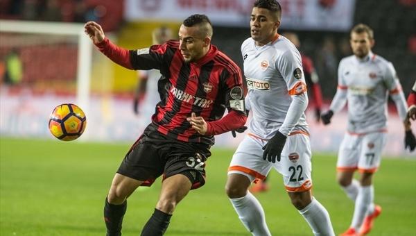 Gaziantepspor 1-0 Adanaspor maç özeti ve golü