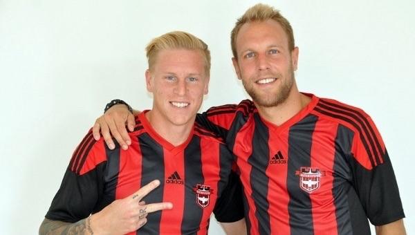 Gaziantepspor'da iki futbolcunun sözleşmesi feshedildi