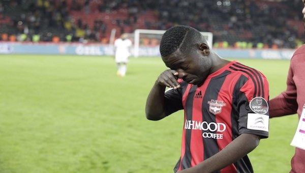 Gaziantepspor'da Kangwa maçtan sonra kahroldu!