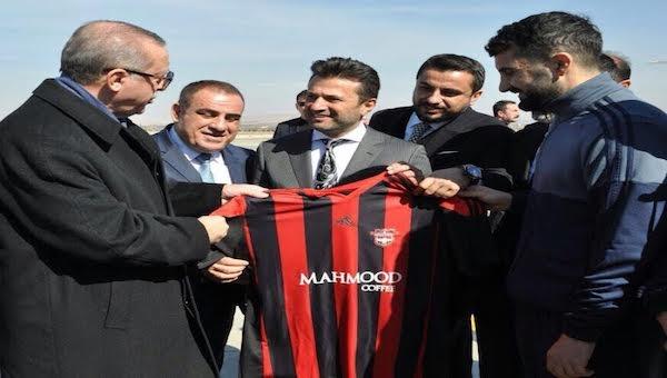 Gaziantepspor'da taraftarın sponsorluğu bitti, işte yeni forma sponsoru
